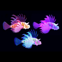 Ornament Copi Sea Lionfish Sml Floating Glow In Dark Mixed Colour