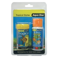 Tropical Starter 10g Food & 50ml Water Conditioner